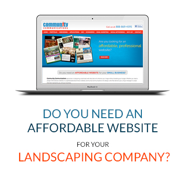 Do You Need An Affordable Website For Your Landscaping Company?